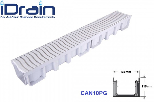 گاتر استخری مدل CAN10PG
