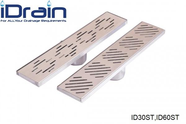 کفشور خطی استیل گریل خور مدل ID30ST